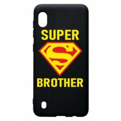 Чехол для Samsung A10 Super Brother