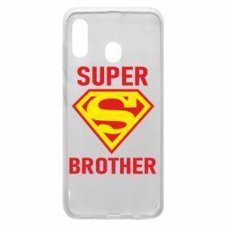 Чехол для Samsung A30 Super Brother