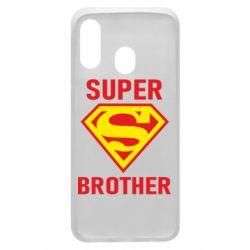 Чехол для Samsung A40 Super Brother