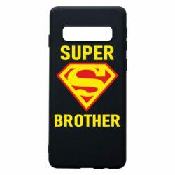 Чехол для Samsung S10 Super Brother