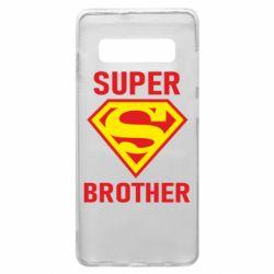 Чехол для Samsung S10+ Super Brother