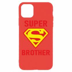 Чехол для iPhone 11 Super Brother