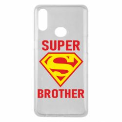 Чехол для Samsung A10s Super Brother