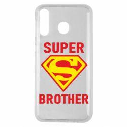 Чехол для Samsung M30 Super Brother