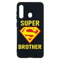 Чехол для Samsung M40 Super Brother