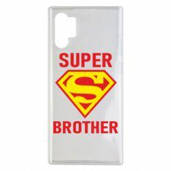 Чехол для Samsung Note 10 Plus Super Brother