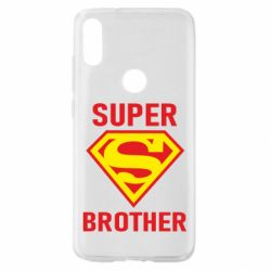 Чехол для Xiaomi Mi Play Super Brother