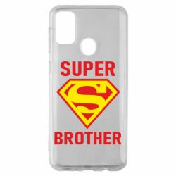 Чехол для Samsung M30s Super Brother