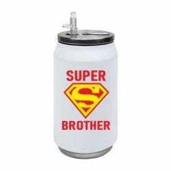 Термобанка 350ml Super Brother