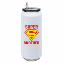Термобанка 500ml Super Brother