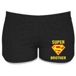 Женские шорты Super Brother