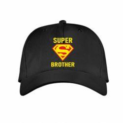 Детская кепка Super Brother