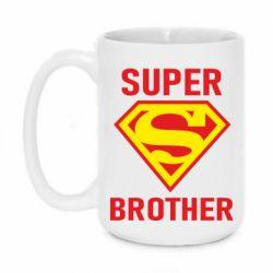 Кружка 420ml Super Brother