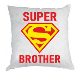 Подушка Super Brother
