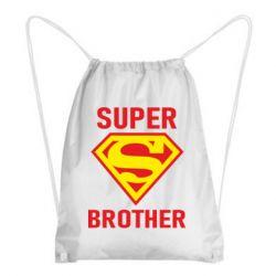 Рюкзак-мешок Super Brother