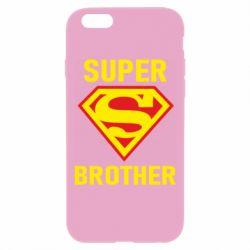 Чехол для iPhone 6 Plus/6S Plus Super Brother