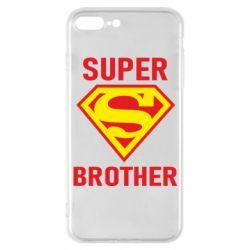 Чехол для iPhone 7 Plus Super Brother