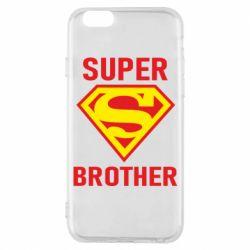 Чехол для iPhone 6/6S Super Brother