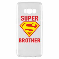 Чехол для Samsung S8 Super Brother