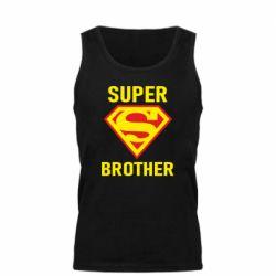 Мужская майка Super Brother
