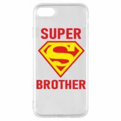 Чехол для iPhone 8 Super Brother