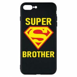 Чехол для iPhone 8 Plus Super Brother