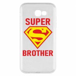 Чехол для Samsung A7 2017 Super Brother