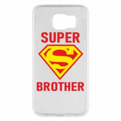 Чехол для Samsung S6 Super Brother
