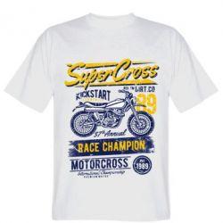 Чоловіча футболка Super Cross 1989