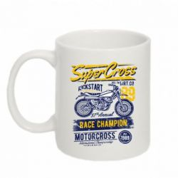 Кружка 320ml Super Cross 1989