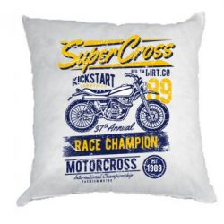 Подушка Super Cross 1989