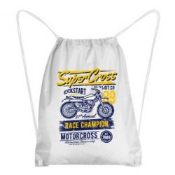 Рюкзак-мішок Super Cross 1989