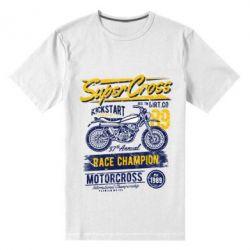 Чоловіча стрейчева футболка Super Cross 1989