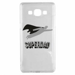 Чохол для Samsung A5 2015 Super dad flies