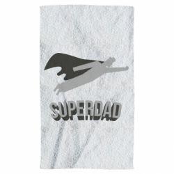 Рушник Super dad flies