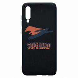 Чохол для Samsung A70 Super dad flies