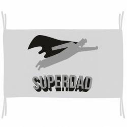 Прапор Super dad flies