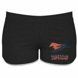 Жіночі шорти Super dad flies