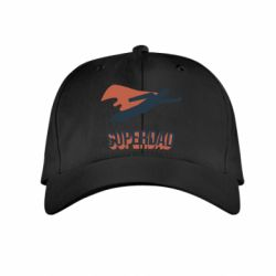 Дитяча кепка Super dad flies
