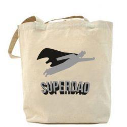 Сумка Super dad flies