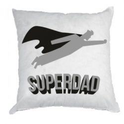 Подушка Super dad flies