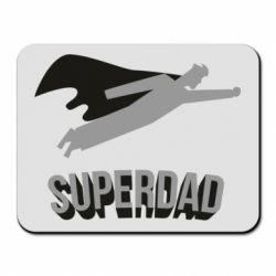 Килимок для миші Super dad flies