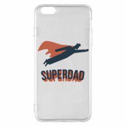 Чохол для iPhone 6 Plus/6S Plus Super dad flies