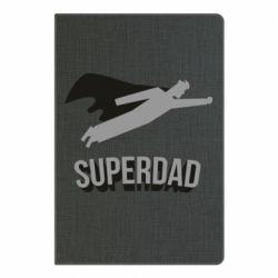 Блокнот А5 Super dad flies