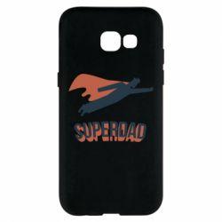 Чохол для Samsung A5 2017 Super dad flies
