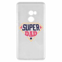 Чехол для Xiaomi Mi Mix 2 Super dad text