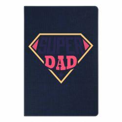 Блокнот А5 Super dad text