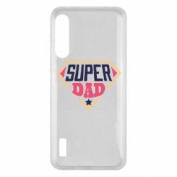 Чохол для Xiaomi Mi A3 Super dad text