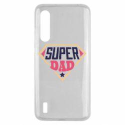 Чехол для Xiaomi Mi9 Lite Super dad text