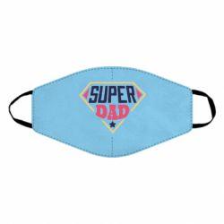 Маска для лица Super dad text